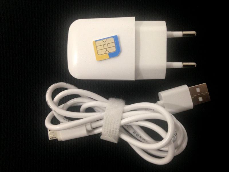 GSM жучок - прослушка в зарядном устройстве