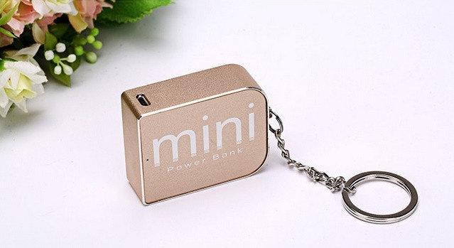GSM жучок - мини power bank в виде брелка