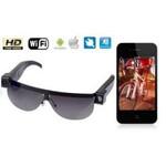 Шпионская скрытая камера - очки