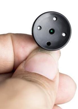 Шпионская скрытая wifi камера - пуговица