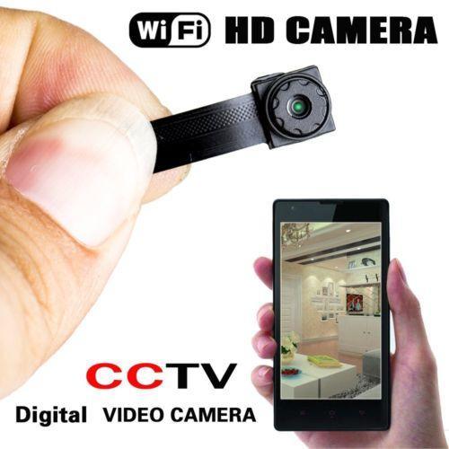 Скрытая шпионская камера
