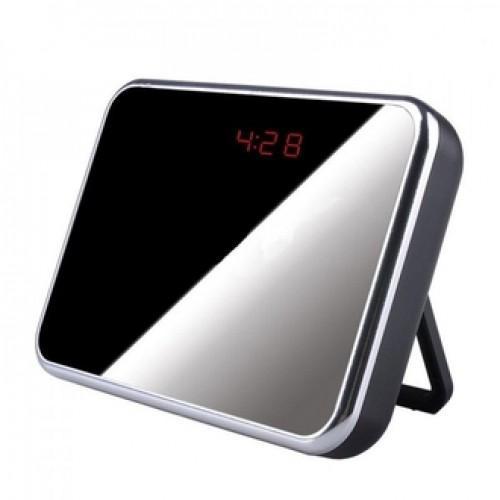 Настольные часы со скрытой wi-fi мини камерой