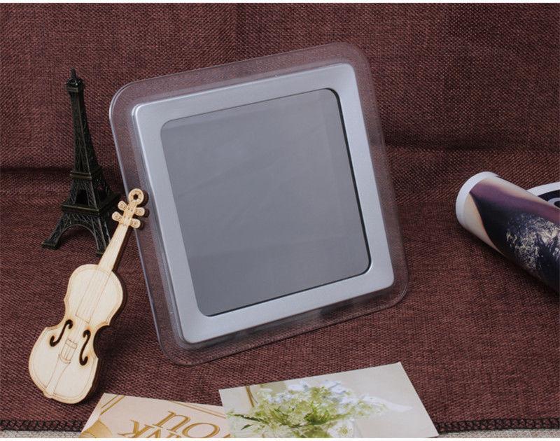Настольные зеркальные часы со скрытой HD wifi камерой